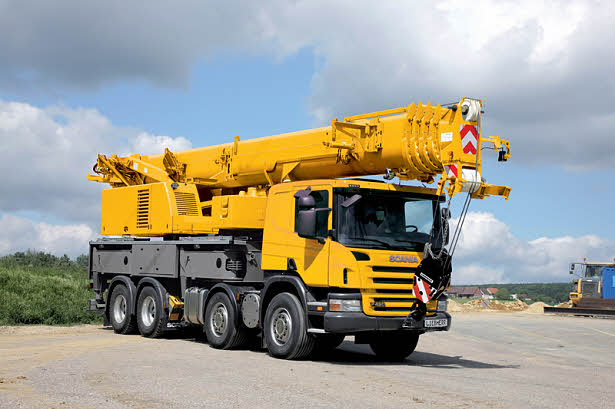 The Most Popular Crane Trucks Available Online Available
