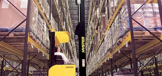reach-truck-models