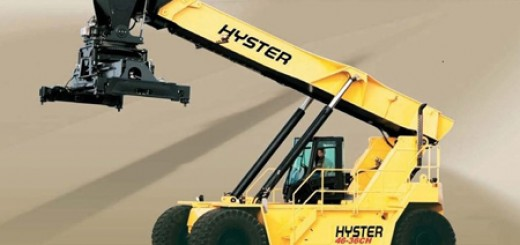 hyster-reach-stacker