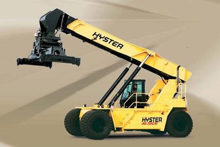 hyster-reach-stacker