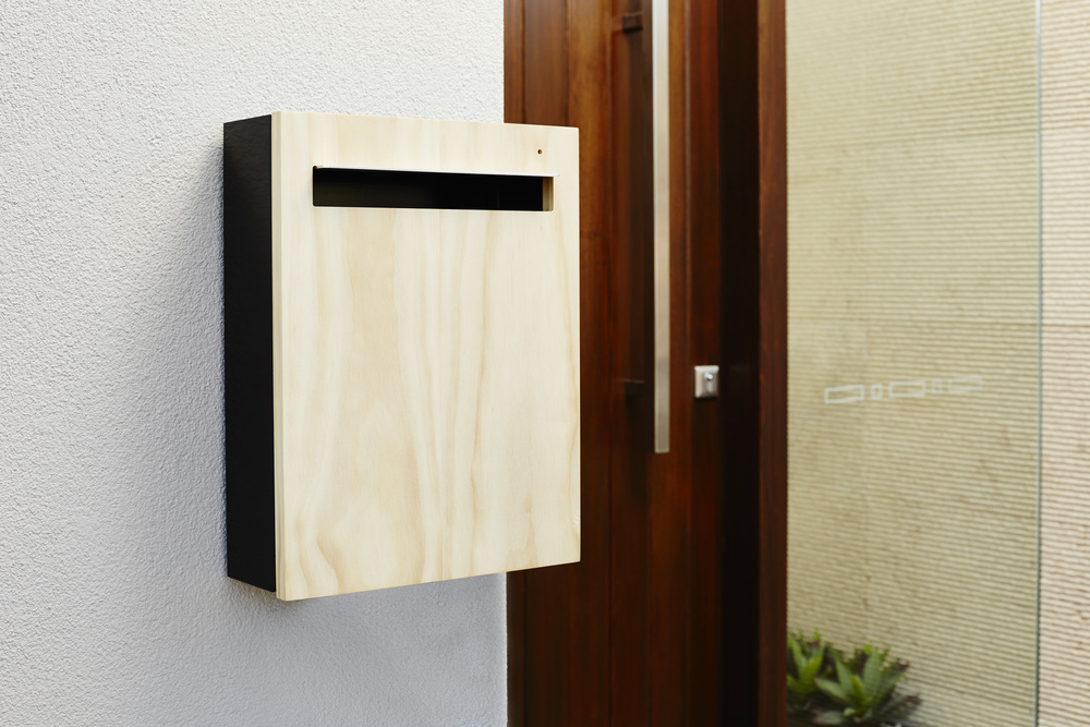 letterbox for house