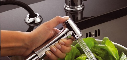 Pull Out Spray Kitchen Tap
