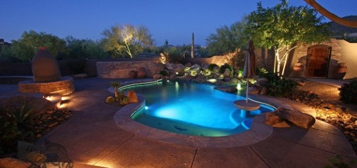 cheap pool lights