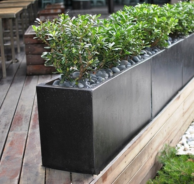 Hdpe Planter The Perfect Solution For Either Indoor Or