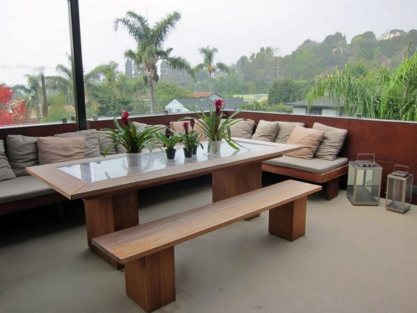 outdoor seating ideas that will make you forget you had a