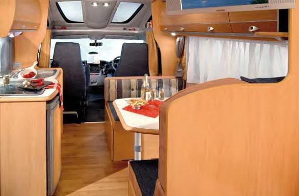 Furniture for Caravan
