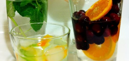 water flavouring without artificial sweeteners