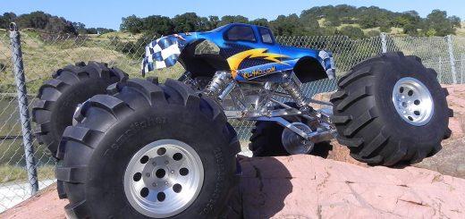 rc truck kits