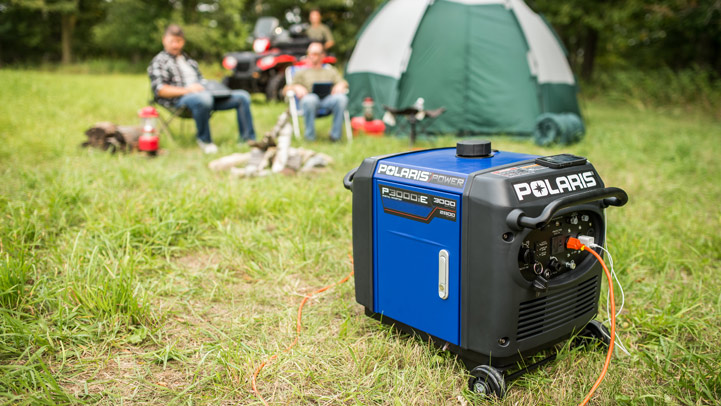 camping power supply