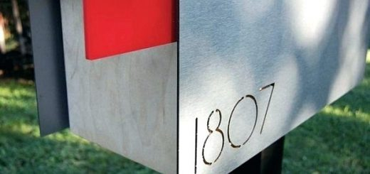 stainless-steel-mailboxes