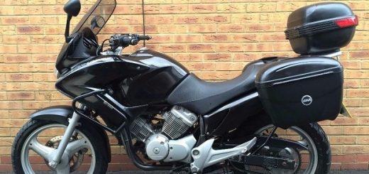 Motorcycle Storage Box