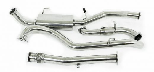 Nissan exhaust systems