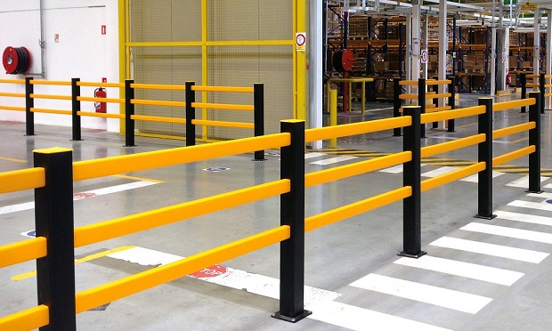pedestrian barriers