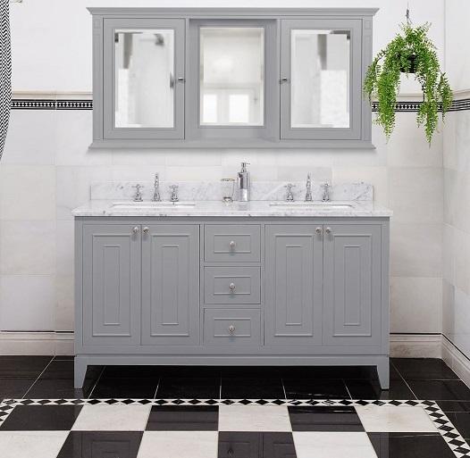 Two Bathroom Basins