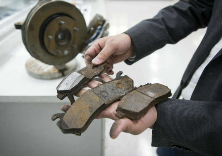 brake pad for car