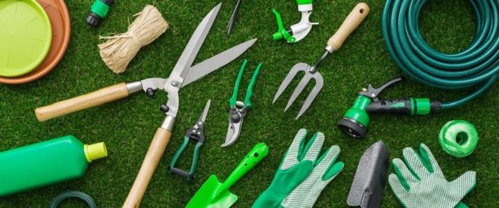 garden equipment tools