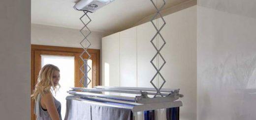 electric hanger dryer