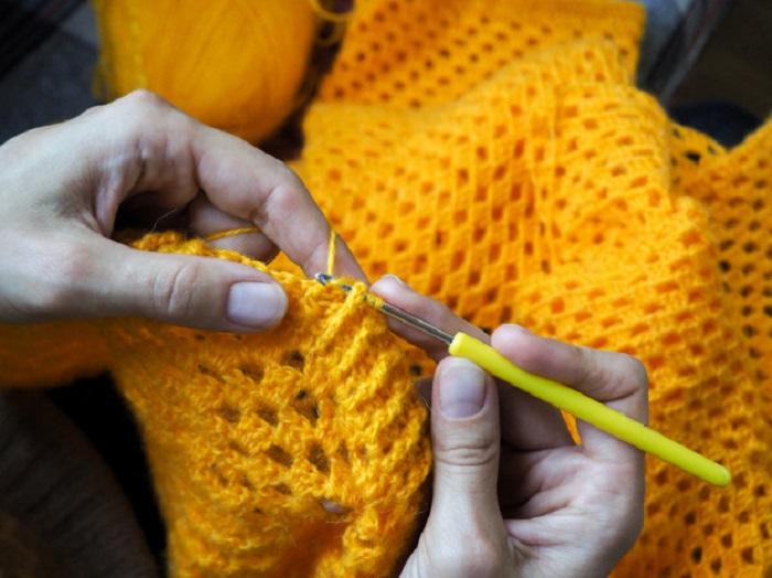 knitting hooks