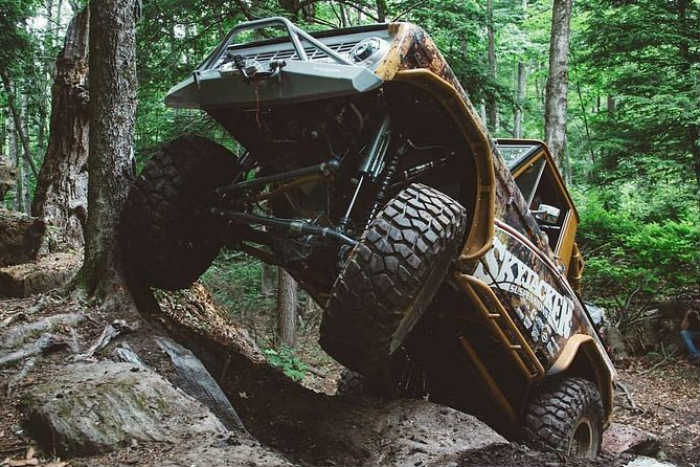 4x4 suspension upgrade