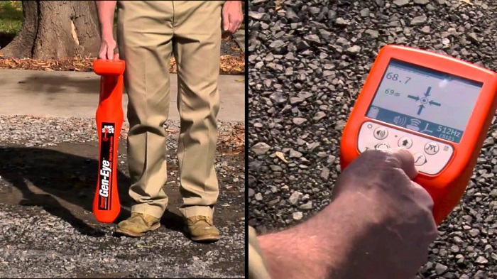 underground cable pipe locator