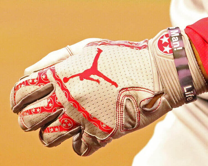 Batting-gloves