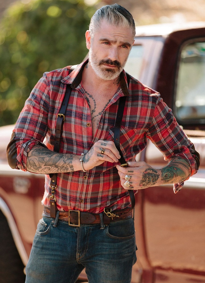 Country Style Clothing for Men