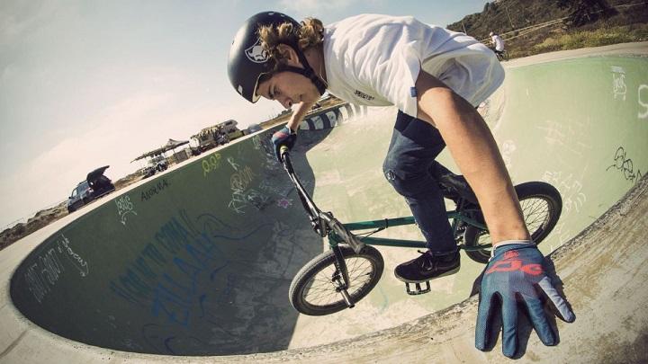 BMX-Helmet
