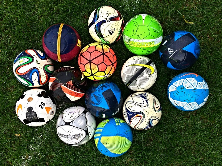 Brands of balls