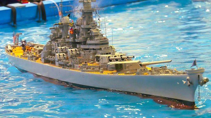 rc model scale ship