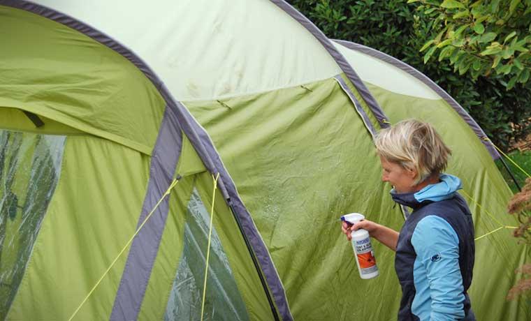 tent-waterproofing