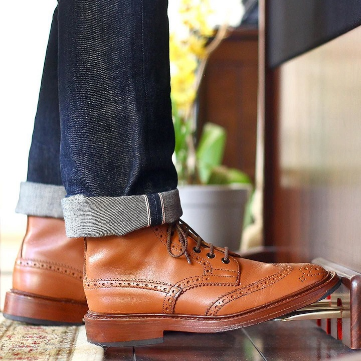 Tricker's Boots for Men