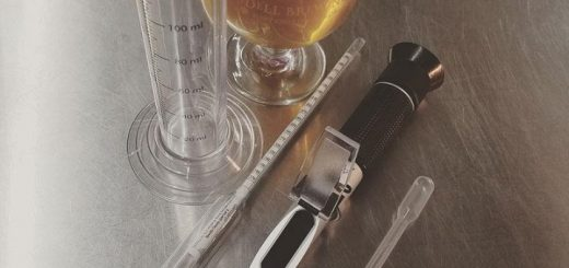 Hydrometer for Beer
