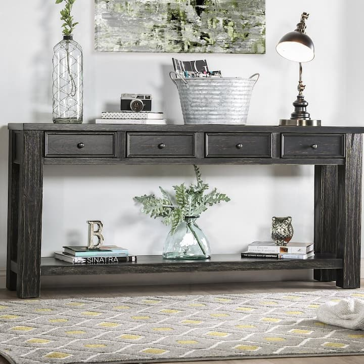 Console+Table