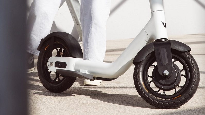 tyres of scooters