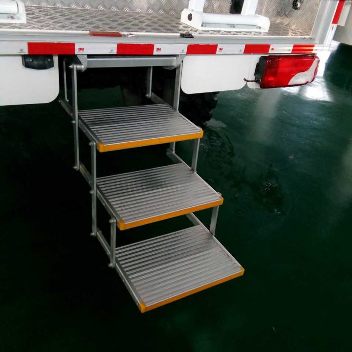 Electric-Folding-Ladder-for-Caravan-with-CE-Certificate