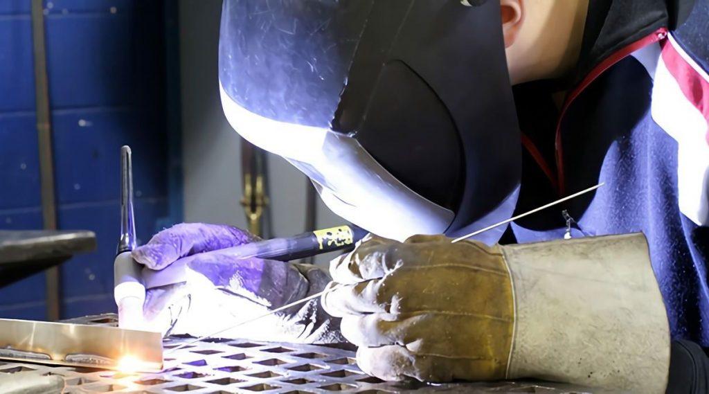 electrode welder gas tungsten arc welding