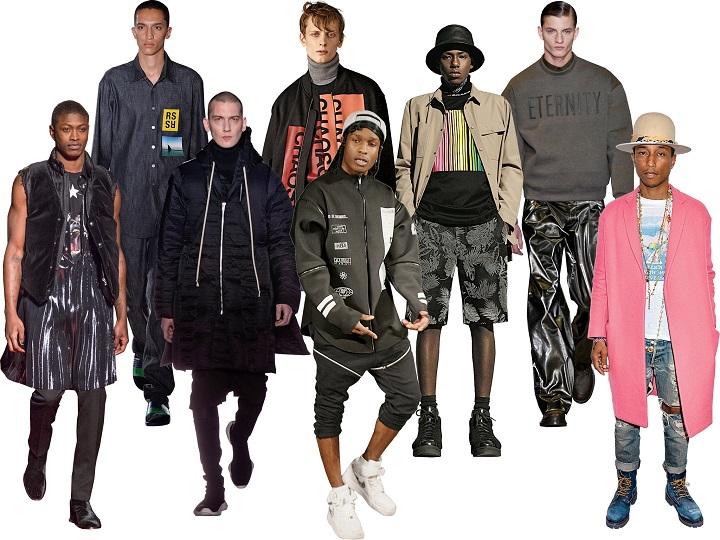 mens hip hop fashion