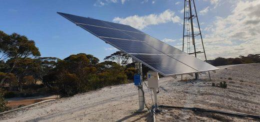 solar panel kit pump