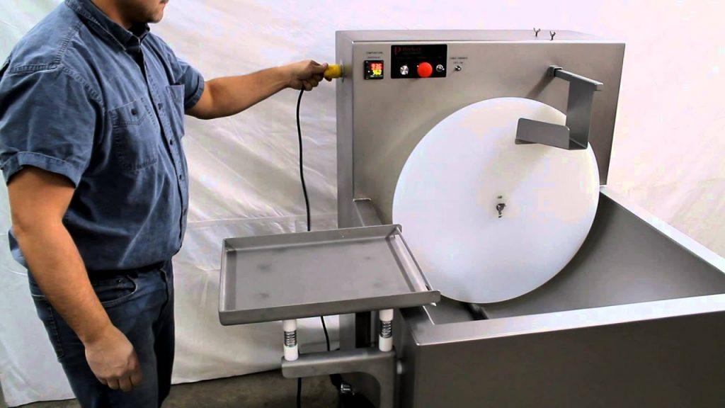 chocolate tempering machine wheel