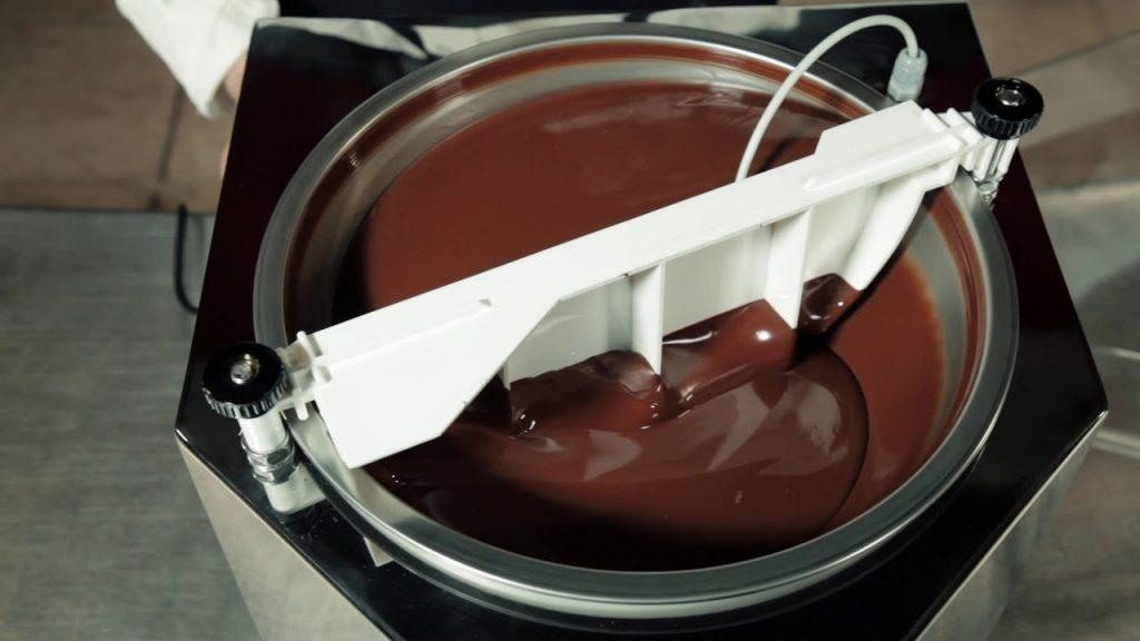 minitemper chocolate machine