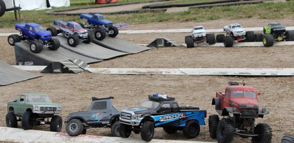 Racing vs. Bashing RC Trucks