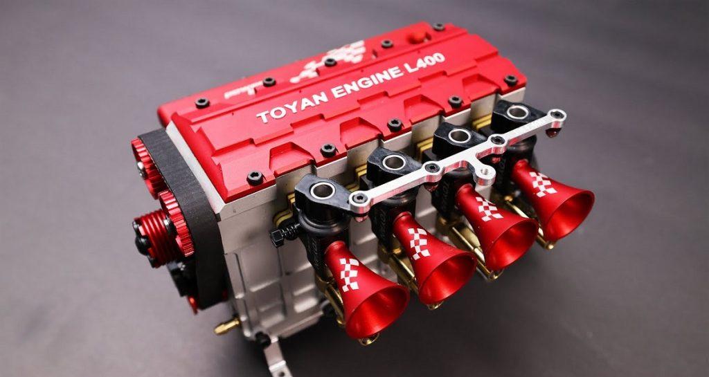 rc car engine