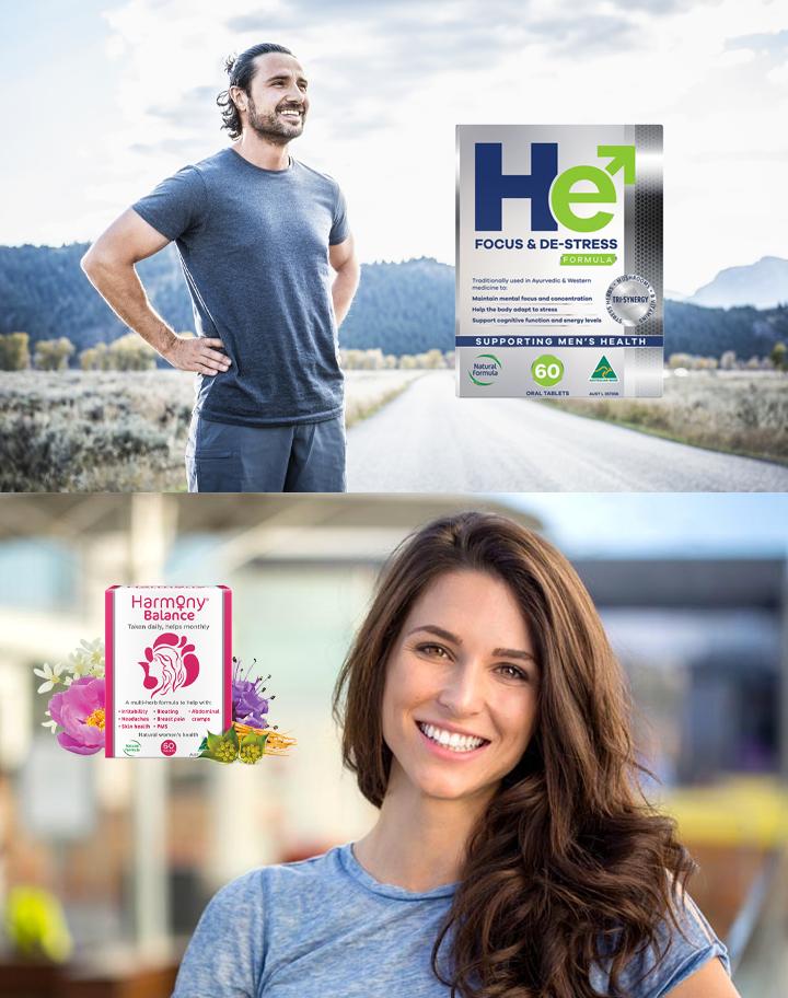 man-and-women-health