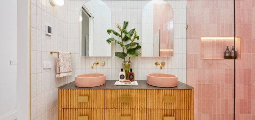 Choose The Right Hardware for Your Bathroom Basin